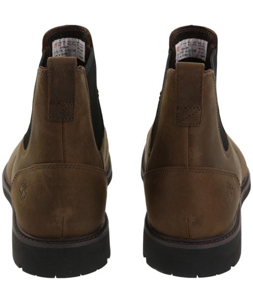 Men's Timberland Stormbucks Chelsea Boots - Dark Brown