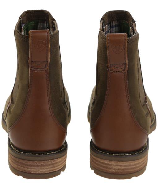 Women's Ariat Wexford Waterproof Boots - Java