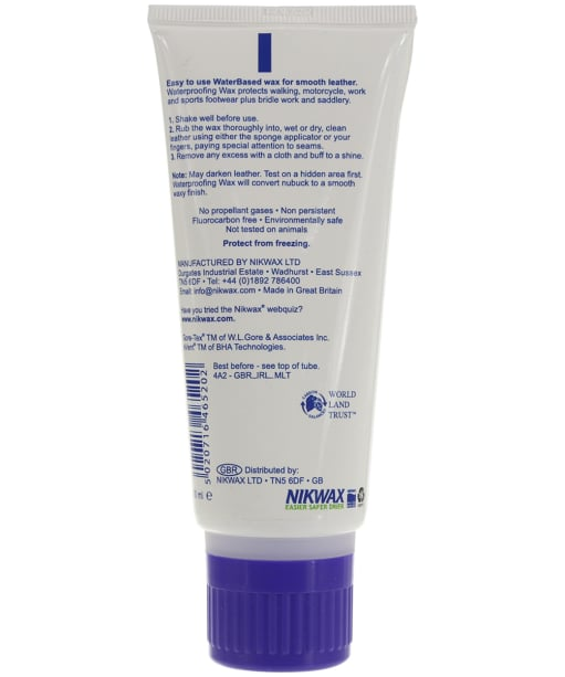 Nikwax Waterproofing Wax for Leather™ - 100ml - No Colour