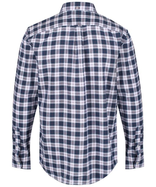 Men's Timberland Pleasant River Oxford Regular Shirt - Pomegranate