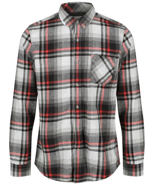 Men's Timberland Shephards River Flannel Shirt - Micro Chip Heather