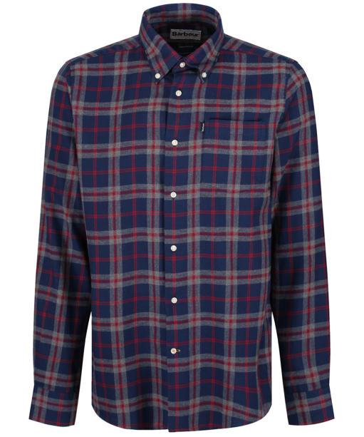 Men's Barbour x Sam Heughan Bacchus Shirt - Grey