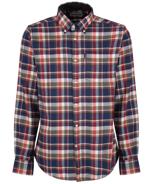 Men's Barbour x Sam Heughan Challow Shirt - Red