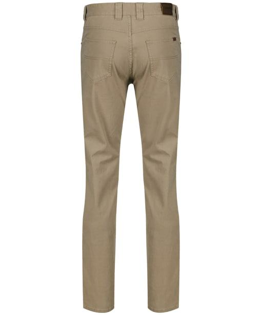 Men's Schoffel Canterbury 5 Pocket Jeans - Camel