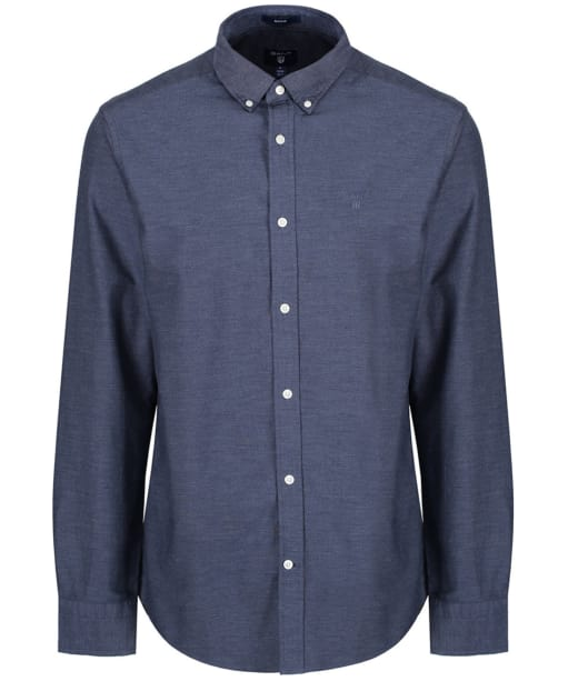 Men's GANT Oxford Shirt - Marine