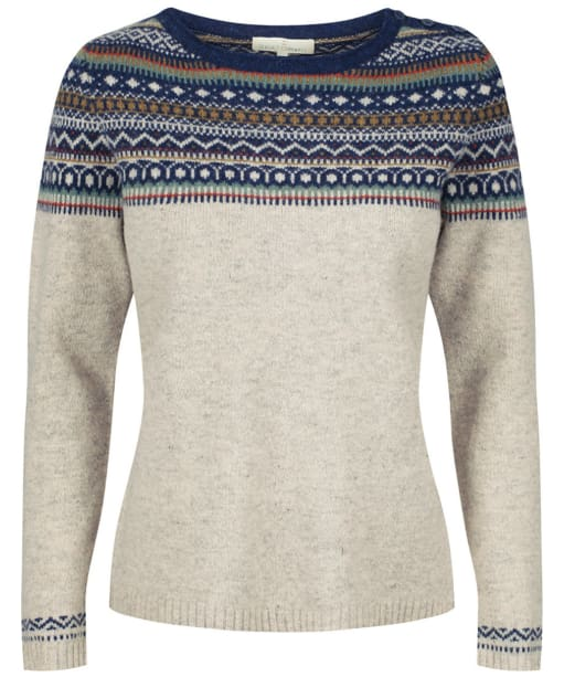 Women's Seasalt Endurance Sweater - Vantage Point Ecru