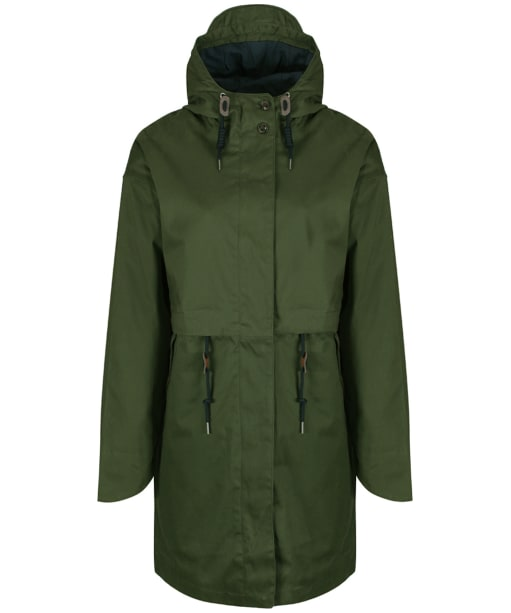 Women's Seasalt Polperro 3 Season Coat - Woodland
