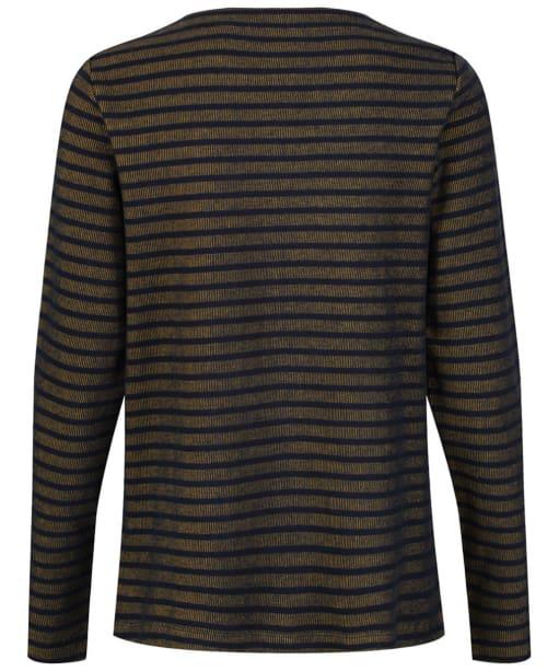 Women's Seasalt St Gluvias Sweatshirt - Tregurrow Dark Hay