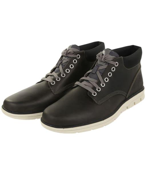 Men's Timberland Bradstreet Chukka Boots - Pewter