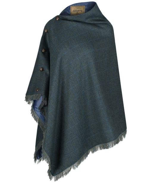 Women's Dubarry Hazelwood Tweed Poncho - Mist