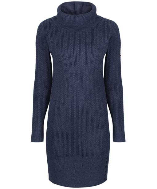 Women's Dubarry Westport Sweater Dress - French Navy