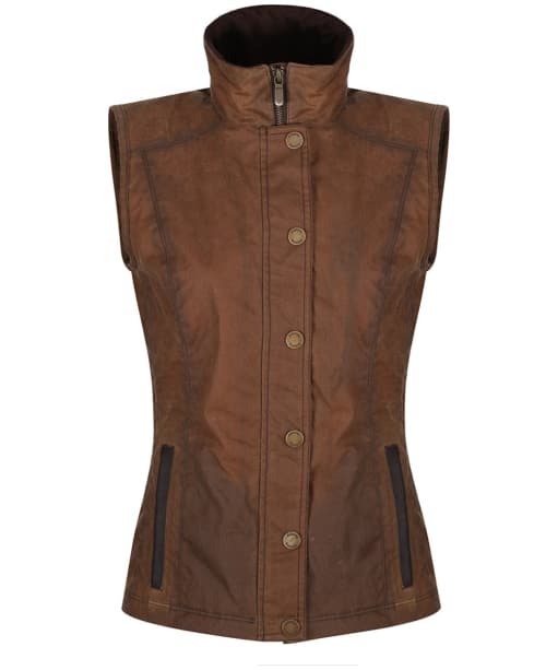 Women's Dubarry Oranmore Gilet - Cigar
