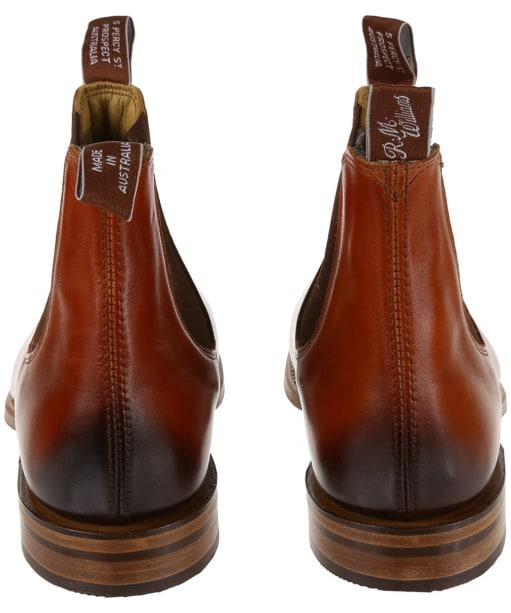 Men's R.M. Williams Chinchilla Boots - Cognac
