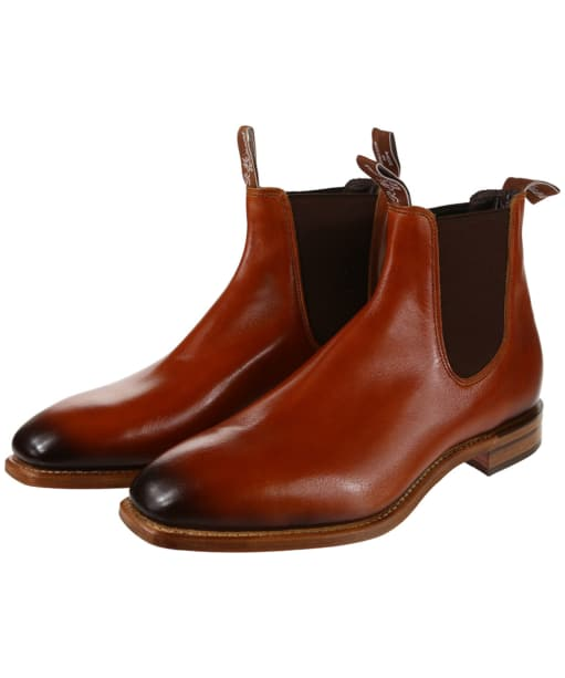 Men's R.M. Williams Chinchilla Boots - Cognac