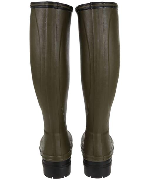 Women's Le Chameau Giverny Wellington Boots - Vert Chameau
