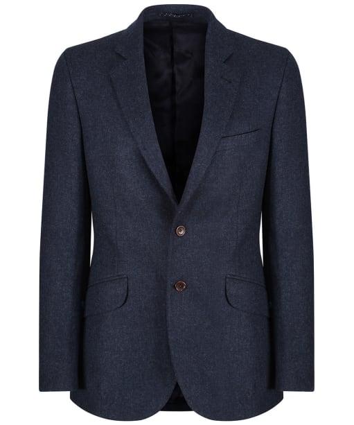 Men's Crew Clothing Ledbury Wool Blazer - Dark Navy