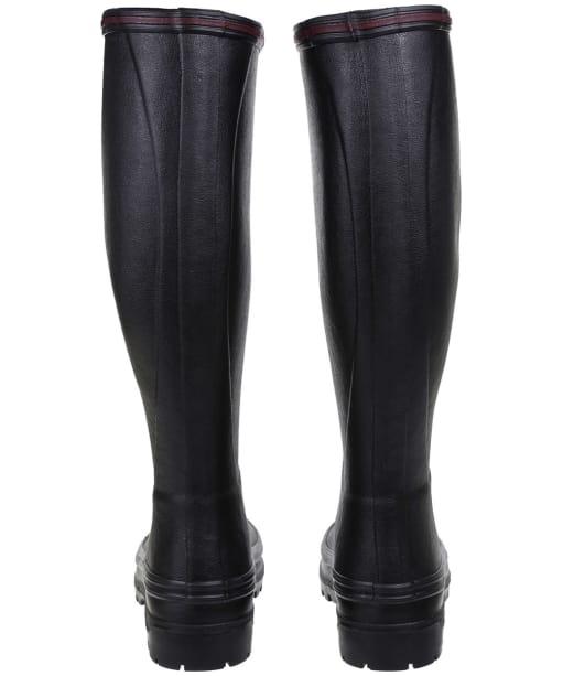 Women's Le Chameau Giverny Wellington Boots - Black