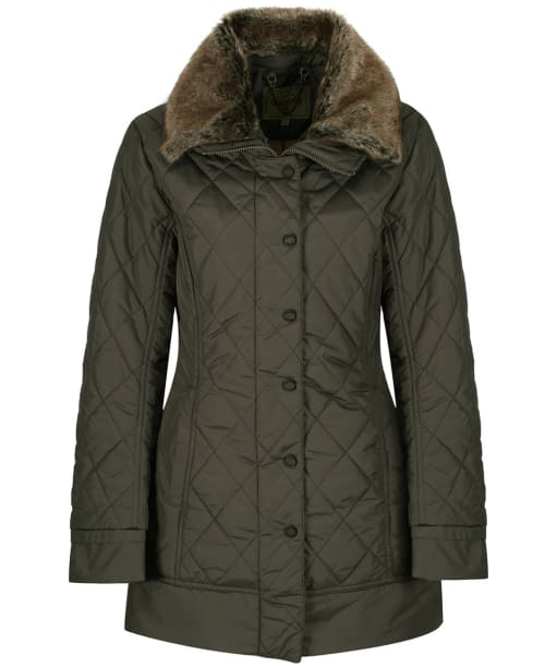 Women's Dubarry Kenmare Coat - Smoke