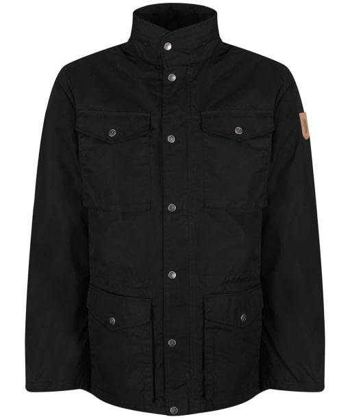 Men's Fjallraven Raven Padded Jacket - Black