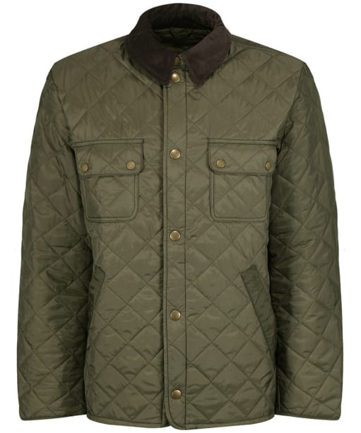 Barbour Tinford Quilted Jacket - Olive