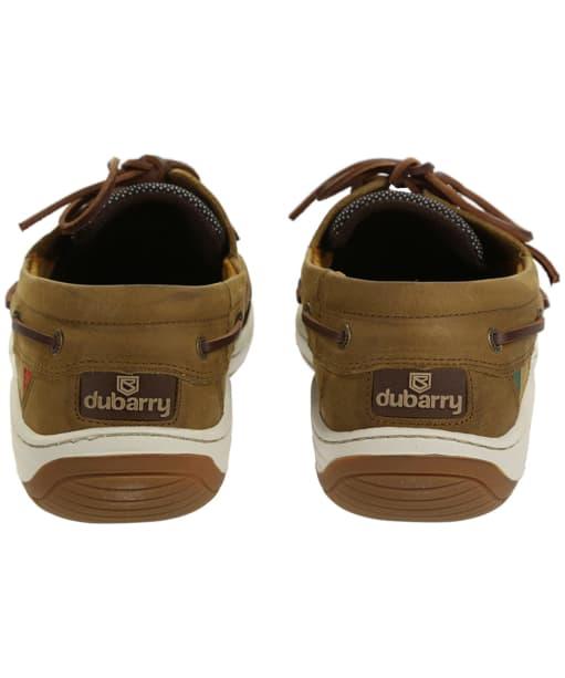 Men's Dubarry Regatta Boat Shoes - Brown Nubuck