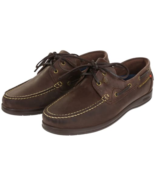 Men's Dubarry Sailmaker ExtraLight® Deck Shoes - Old Rum