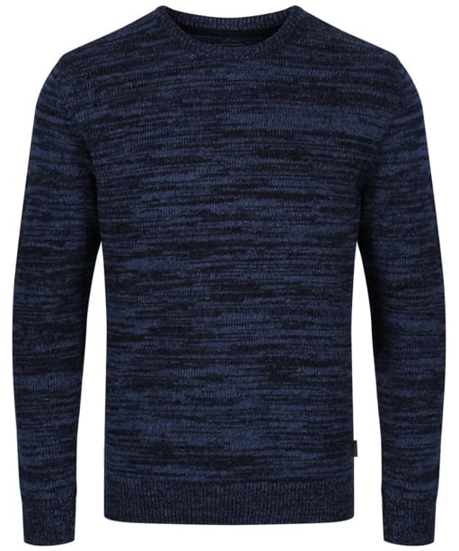 Men's Barbour x Sam Heughan Applecross Crew Sweater - Navy