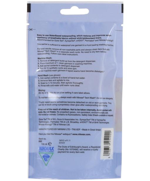 Nikwax TX Direct® Wash-In 100ml - No Colour