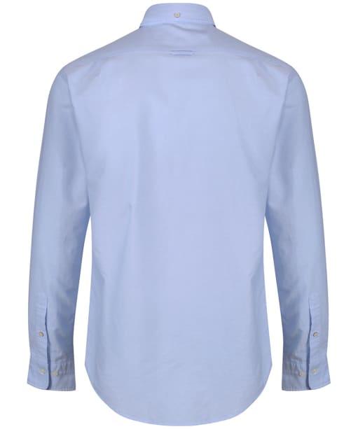 Men's GANT Slim Oxford Shirt - Capri Blue