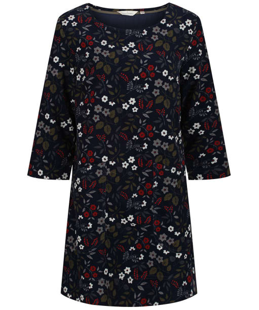 Women's Seasalt Boat Yard Tunic Top - Book Cover Floral Dark Night