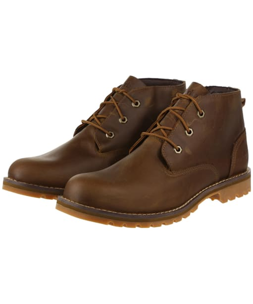 Men's Timberland Larchmont Water proof Chukka Boots - Gaucho