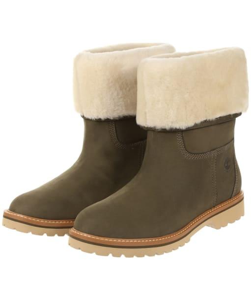 Women's Timberland Chamonix Valley Waterproof Boots - Canteen
