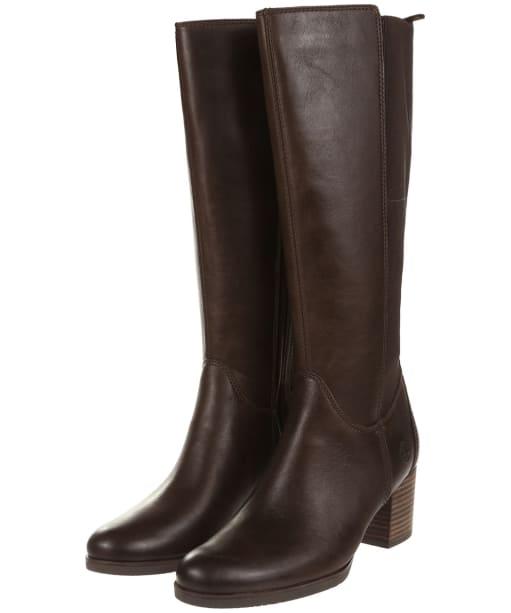 Women's Timberland Eleonor Street Tall Boots - Potting Soil