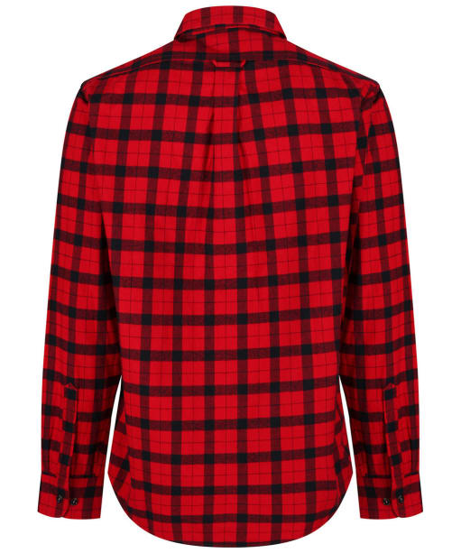 Men's Filson Alaskan Guide Shirt - Red / Black Plaid