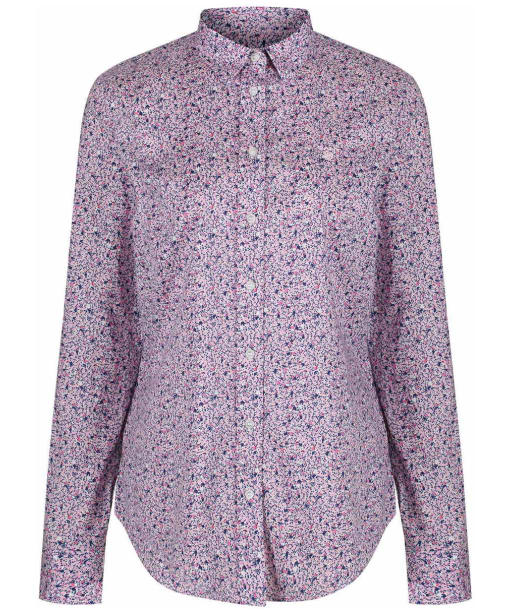 Women's GANT Stretch Preppy Shirt - California Pink