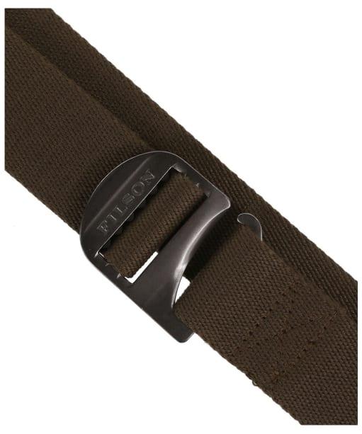 Men's Filson Togiak Belt - Bronze