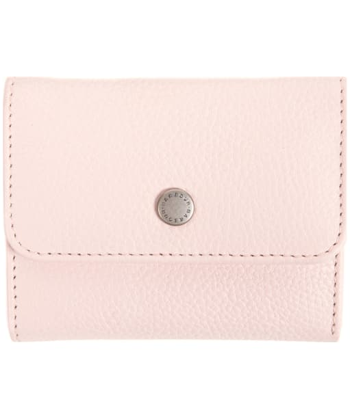 Women's Barbour Leather Billfold Purse - Pink