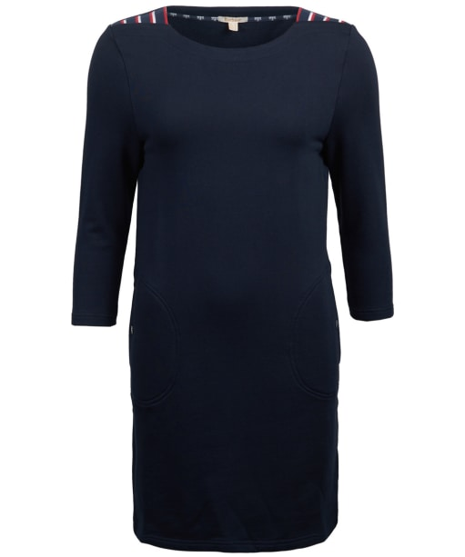 Women's Barbour Port Dress - Navy