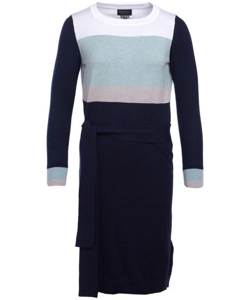 Women's Barbour Deveron Dress - Navy
