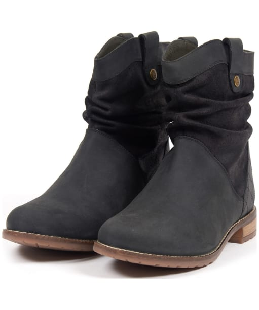 Insia Ankle Boot - Black