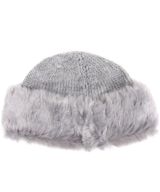 Women's Barbour Knitted Ambush Hat - Grey