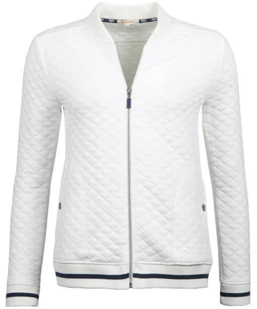 Women's Barbour Newquay Overlayer - Off White