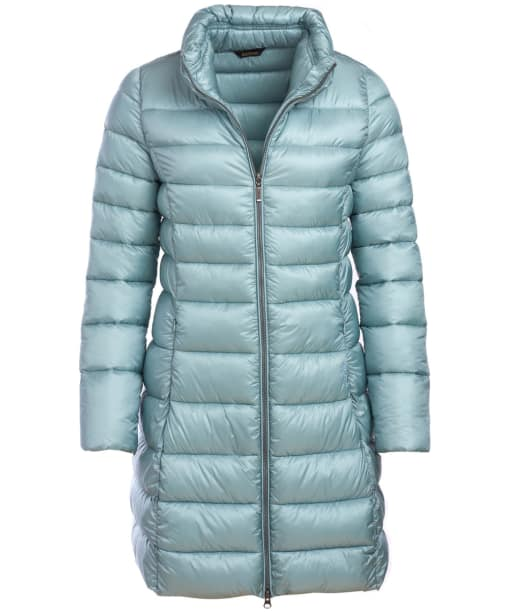 Women's Barbour Ervine Quilt - Light Aqua