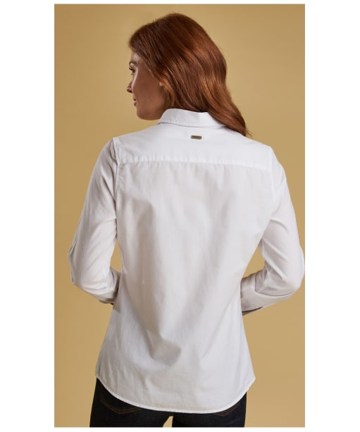 Barbour Partner Exclusive Rona Shirt - White