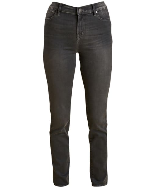 Women's Barbour Essential Slim Jeans - Grey