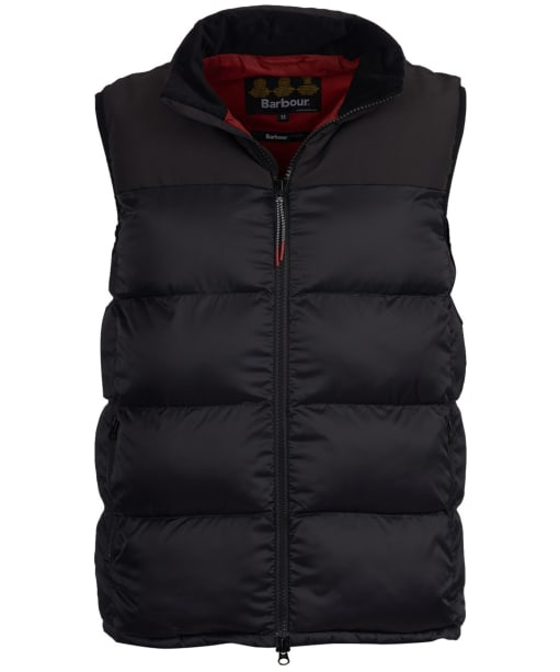 Men's Barbour Blank Gilet - Black
