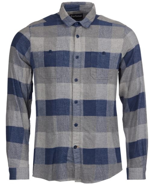 Men's Barbour Weever Shirt - Chambray