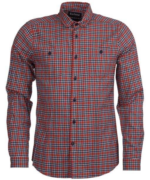Men's Barbour Bonito Shirt - Iron Ore