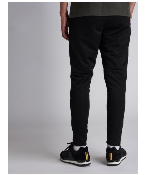 Men's Barbour International Slim Fit Track Pants - Black