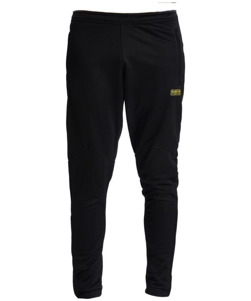 Men's Barbour International Slim Jogging Bottoms - Black